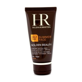 Тональный крем-автозагар для лица с фактором SPF 10 Golden Beauty Summer - Bronze 50мл./1.8oz