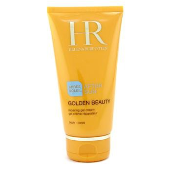Восстанавливающий кожу после солнца гель-крем для тела Golden Beauty After Sun 150мл./5.07oz