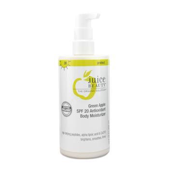 Антиоксидантное увлажняющее средство для тела с экстрактом зеленого яблока с фактором SPF 20 ( годен до 08/2012 ) 300мл./10oz
