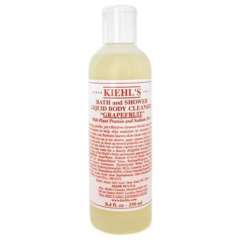 Жидкое очищающее средство для ванн и душа - Grapefruit 250мл./8.4oz