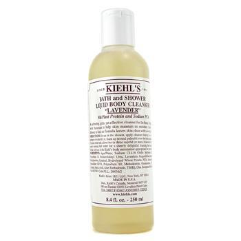 Очищающая жидкость для ванн и душа - Lavender 250мл./8.4oz