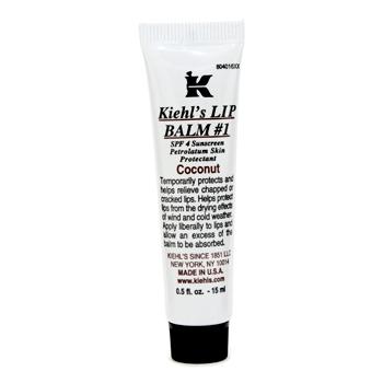 Солнцезащитный бальзам для губ SPF4 - #1 Coconut 15мл./0.5oz