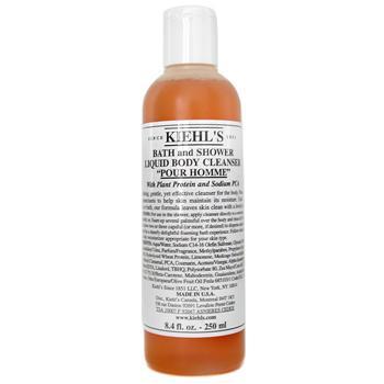Жидкое очищающее средство для ванн и душа - Pour Homme 250мл./8.4oz