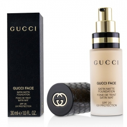 Gucci Face Satin Matte Foundation SPF 20