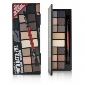 Photo Matte Eyes Shadow/ Liner/ Brow Power Palette