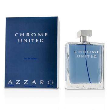 Loris Azzaro Chrome United Eau De Toilette Spray buy to