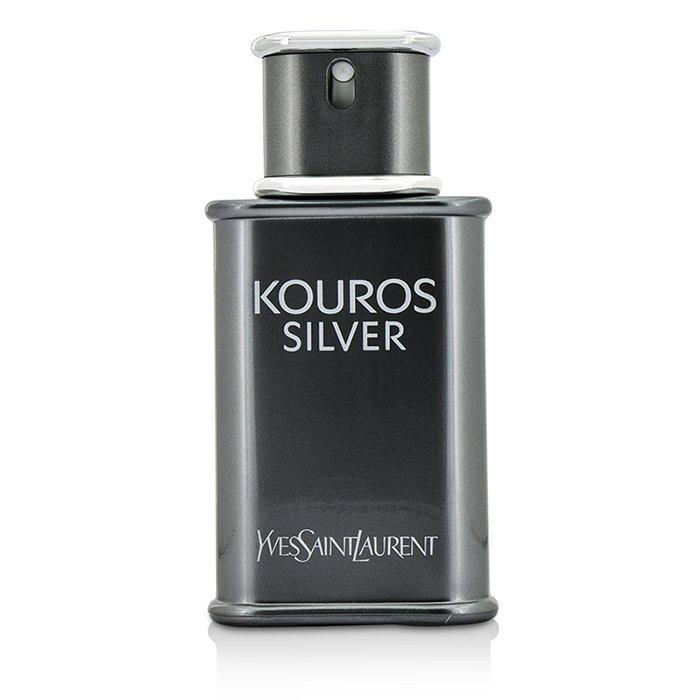 1b69476f4d Yves Saint Laurent Kouros Silver Eau De Toilette Spray buy to ...