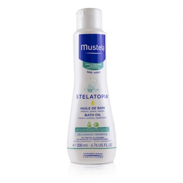 f2c436483dc Mustela Stelatopia Milky Bath Oil buy with free shipping CosmoStore
