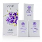April Violets Luxury Soap