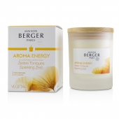 Scented Candle - Aroma Energy (Citrus Paradisi)