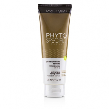 Phyto Specific Moisturizing Styling Cream (All Hair Types)