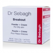 Breakout Set (For Oily Skin): Cream 50ml +  5x Powder 1.95g