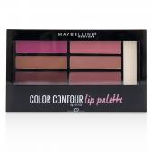 Color Contour Lip Palette