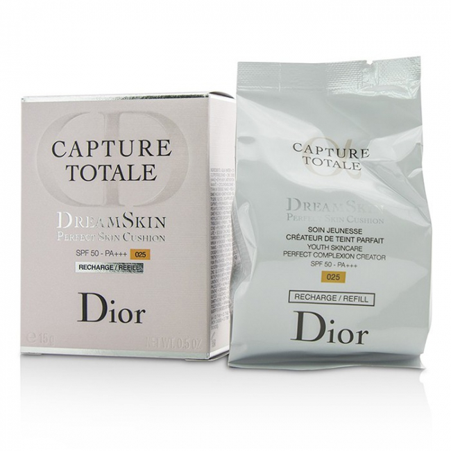 Christian Dior Capture Totale Dreamskin Perfect Skin Cushion Spf 50 Refill