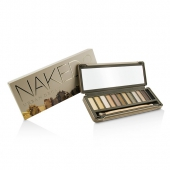 Naked 2 Eyeshadow Palette: 12x Eyeshadow, 1x Doubled Ended Shadow/Blending Brush