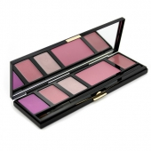 The Lip & Cheek Palette (3x Lipgloss, 1x Cream Blush, 1x Lipstick)