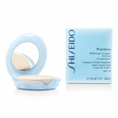 Pureness Matifying Compact Oil Free Foundation SPF15 (Case + Refill)