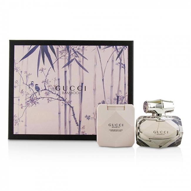 f8d780f41 Bamboo Coffret: Eau De Parfum Spray 50ml/1.6oz + Perfumed Body Lotion 100ml
