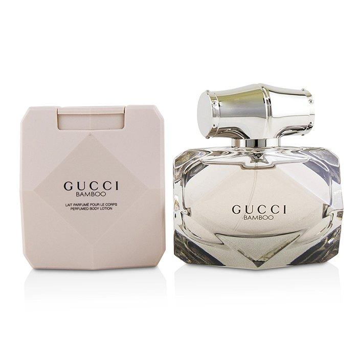 Gucci Bamboo Coffret Eau De Parfum Spray 50ml16oz Perfumed Body