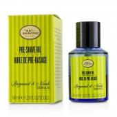 Pre Shave Oil - Bergamot & Neroli Essential Oil (With Pump)