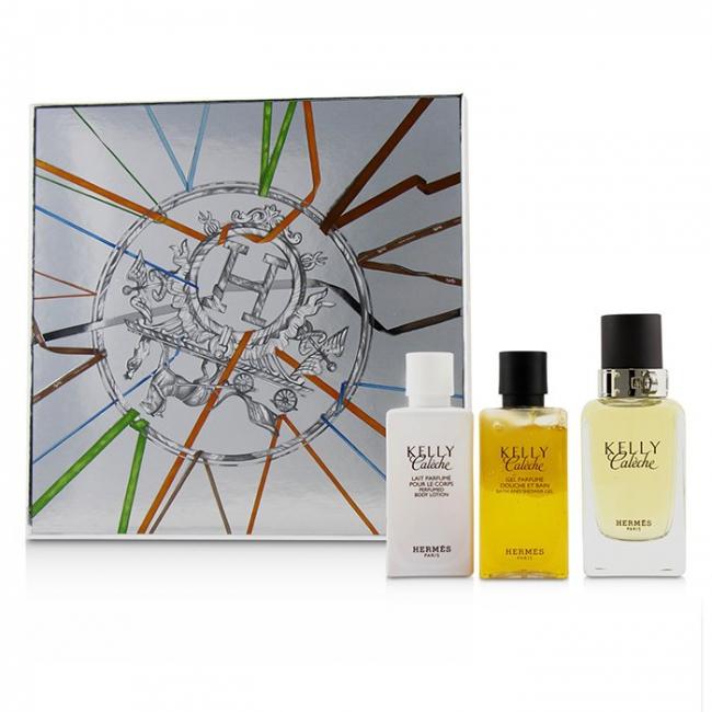 07eeb20dee0 Kelly Caleche Coffret  Eau De Toilette Spray 50ml 1.6oz + Perfumed Body  Lotion