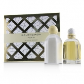 Balenciaga Coffret: Eau De Parfum Spray 75ml/2.5oz + Body Lotion 200ml/6.7oz