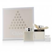 Fleur De Parfum Coffret: Eau De Parfum Spray 75ml/2.5oz + Perfumed Body Lotion 100ml/3.4oz + Eau De Parfum 5ml/0.17oz