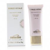 Force Vitale Aqua-Calm CC Cream SPF30 - #Beige 20