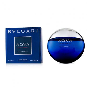 Bvlgari Aqva Pour Homme Atlantiqve Eau De Toilette Spray Buy To
