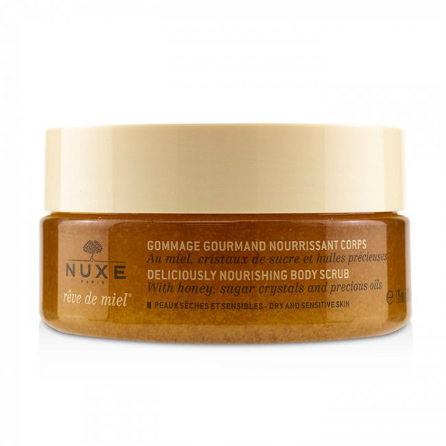 Scrub Miel Dry De Body Nuxe For Reve Deliciously Nourishing cRA54S3jLq