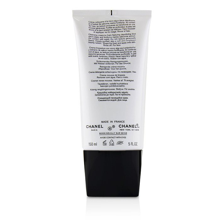 707860e1 Chanel La Mousse Anti-Pollution Cleansing Cream-To-Foam