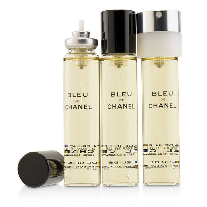 586b2e95 Chanel Bleu De Chanel Eau De Parfum Refillable Travel Spray Refill