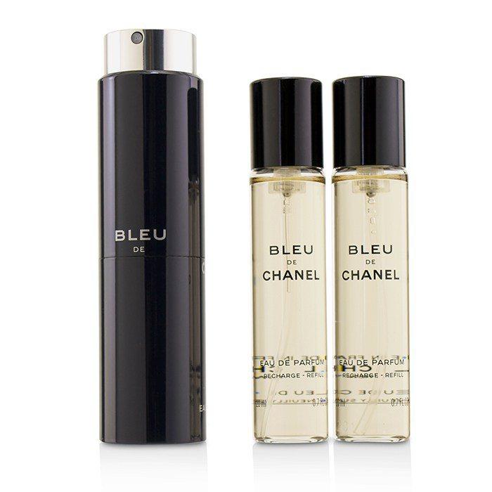 303fa3f5 Chanel Bleu De Chanel Eau De Parfum Refillable Travel Spray