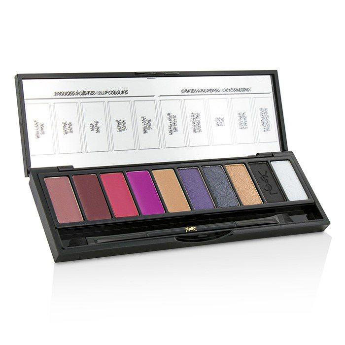 efc2d634d73 Yves Saint Laurent Couture Variation Collector 10 Colour Lip & Eye Palette
