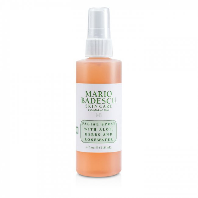 Mario Badescu Facial Spray With Aloe Herbs Rosewater