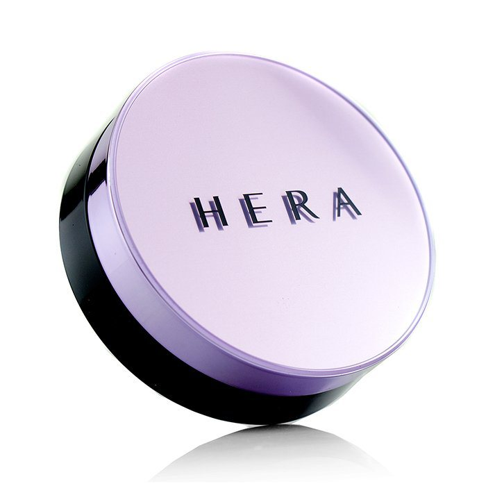 Hera Uv Mist Cushion Cover High Coverage Natural Glow Spf50 With Extra Refill
