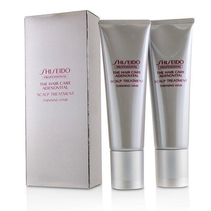 Shiseido The Hair Care Adenovital Scalp Treatment (Thinning Hair)