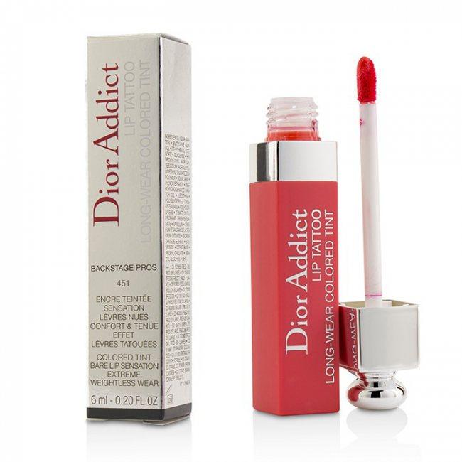 Christian Dior Dior Addict Lip Tattoo
