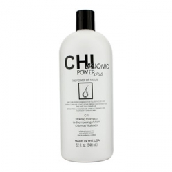 CHI44 Ionic Power Plus C-1 Vitalizing Shampoo (For Fuller, Thicker Hair)