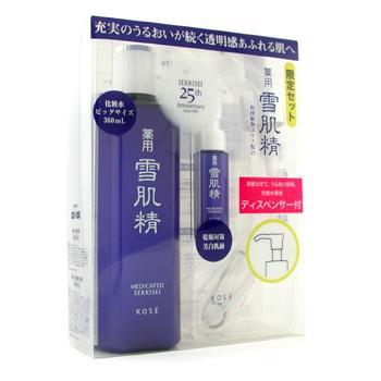 Набор Medicated Sekkisei (Sekkisei 360мл + молочко Sekkisei 20мл ) 2шт.