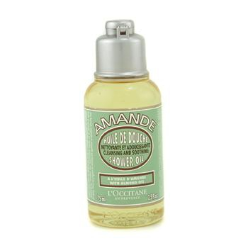 Almond Cleansing & Soothing Shower Oil (Travel Size)