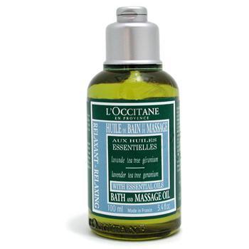 Aromachologie Relaxing Bath & Massage Oil