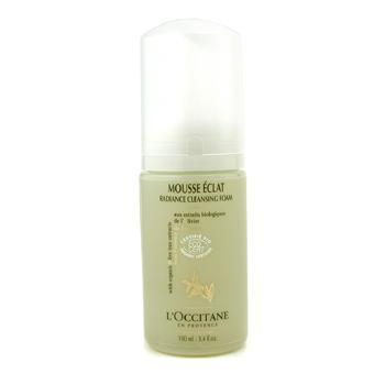 Органическая очищающая пенка для сияния кожи Olive Tree 100мл./3.4oz