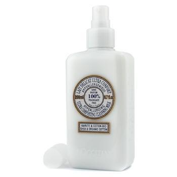 Смягчающее очищающее молочко с эксрактом ши и хлопка 200мл./6.7oz