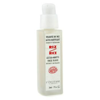 Red Rice Ultra-Matte Face Fluid