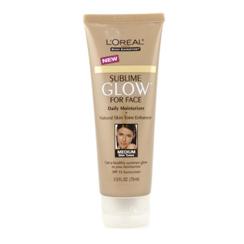 Body Expertise Sublime Glow Daily Moisturizer SPF 15 (Medium Skin Tones)