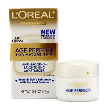 Skin-Expertise Age Perfect Anti-Sagging + Brightening Eye Cream (Mature Skin)
