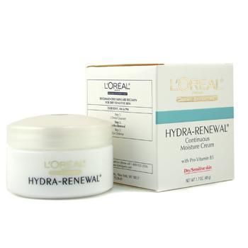 Dermo-Expertise Hydra-Renewal Continuous Moisture Cream (Dry / Sensitive Skin)