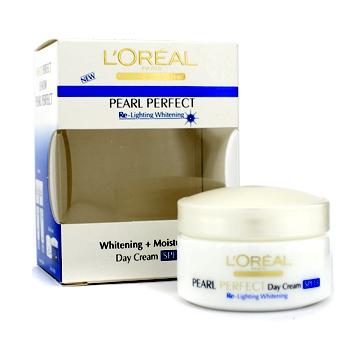 Осветляющий отбеливающий дневной крем Dermo-Expertise Pearl Perfect с фактором SPF 15 50мл./1.7oz