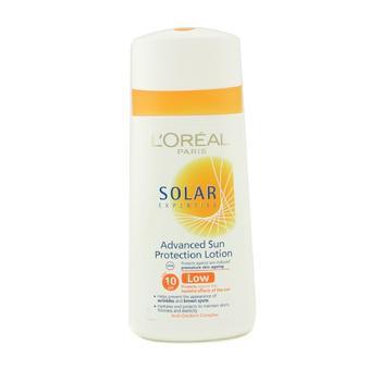 Солнцезащитный лосьон с фактором SPF 10 Oreal Solar Expertise 150мл./5oz